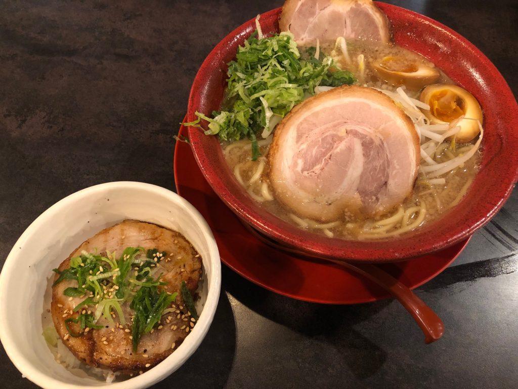 東川口の麺厨房【ばんぶる】醤油ラーメンを食らう!