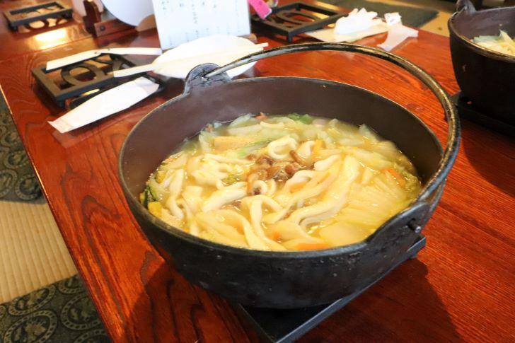 【ほうとう不動】河口湖北本店で郷土料理をいただく!