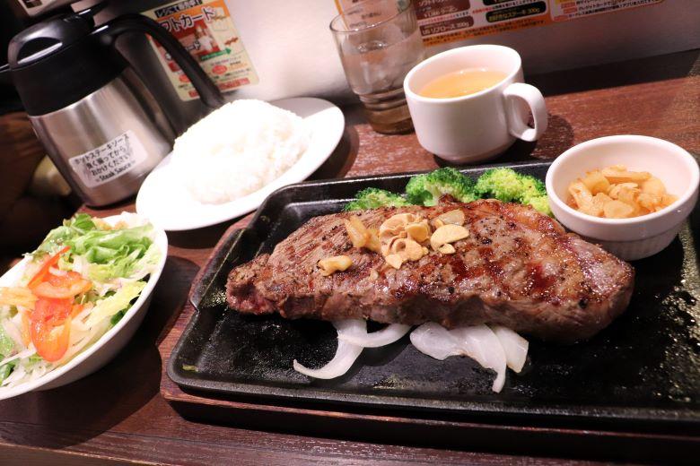 11月29日肉の日!【いきなりステーキ】ランチも対象!期間はいつまで?