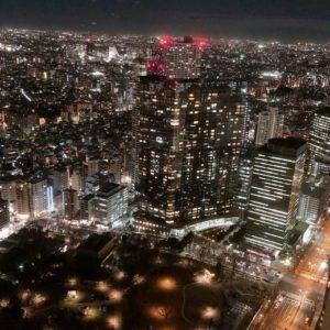 無料で夜景を楽しめる!【都庁展望台】デートスポットにもオススメ